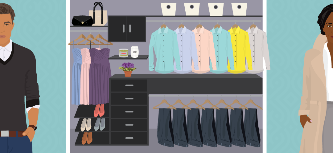 Guest Blog Post from Fix.com about Organizing Your Closet